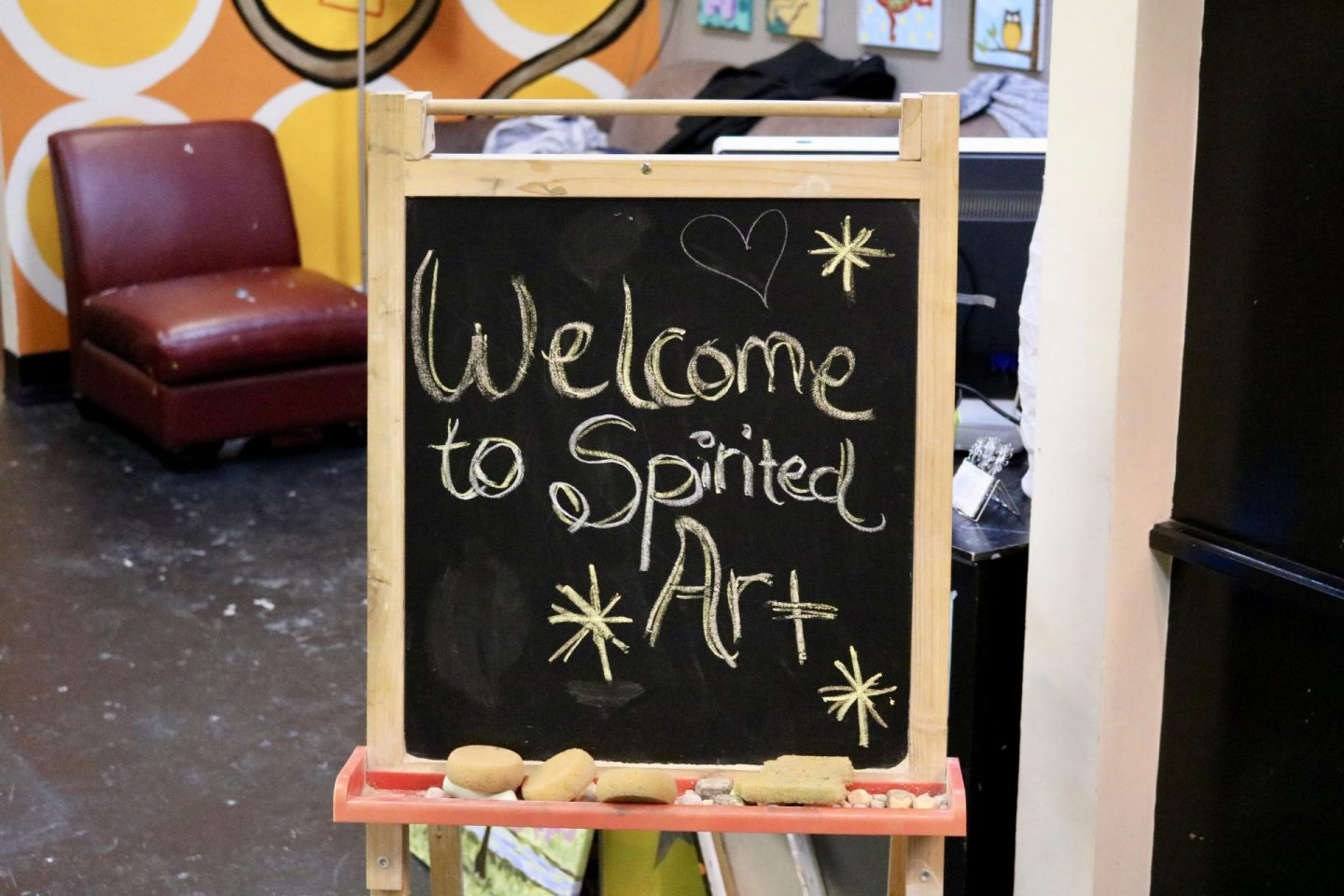 Spirited Art Calendar Huntsville Al : Things to remember while painting at spirited art