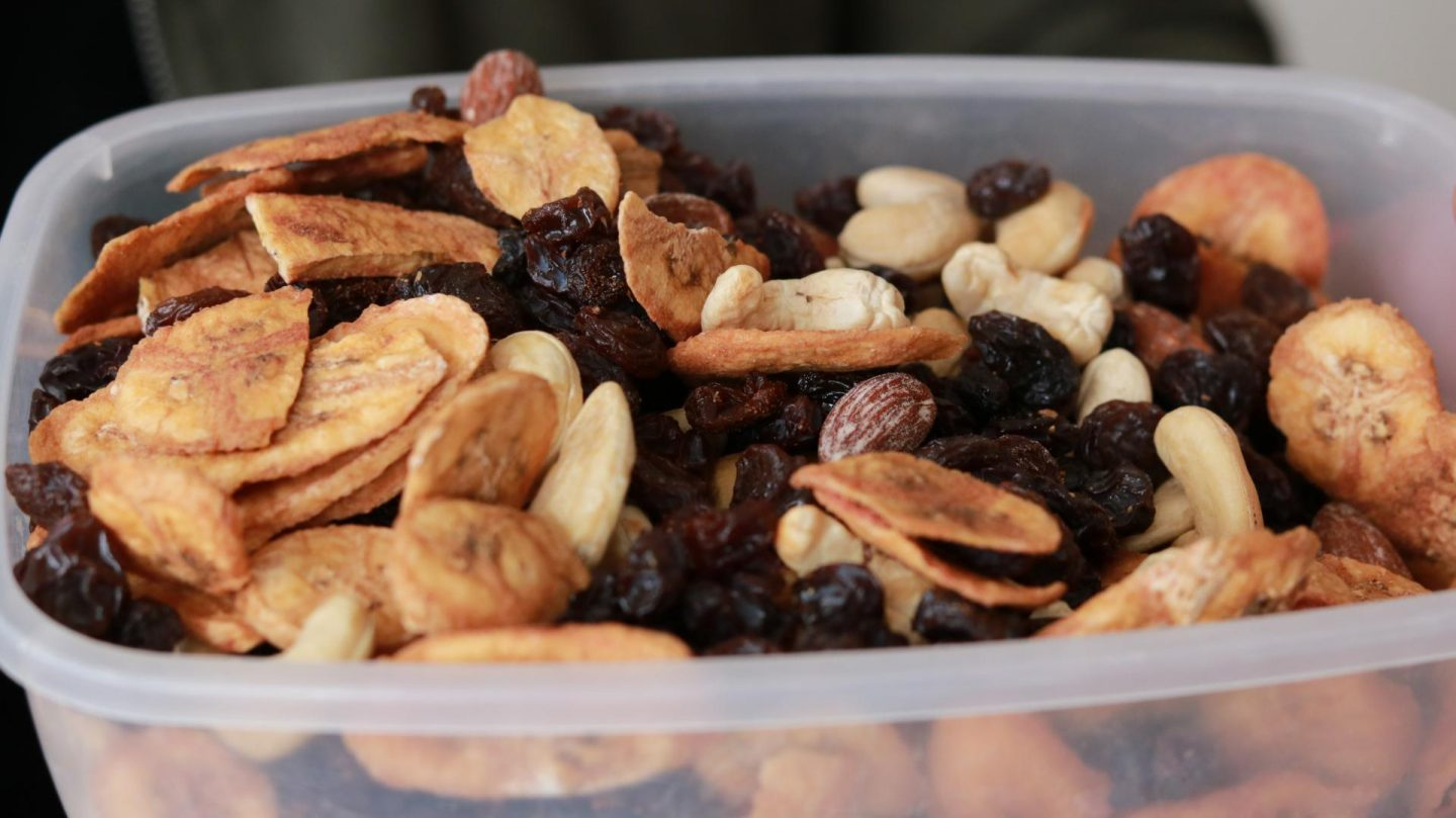 Whole30 trail mix