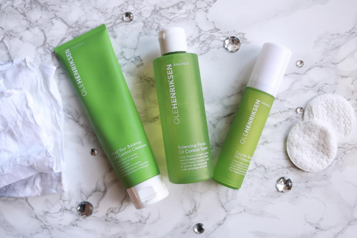 Glowing with Ole Henriksen Skincare