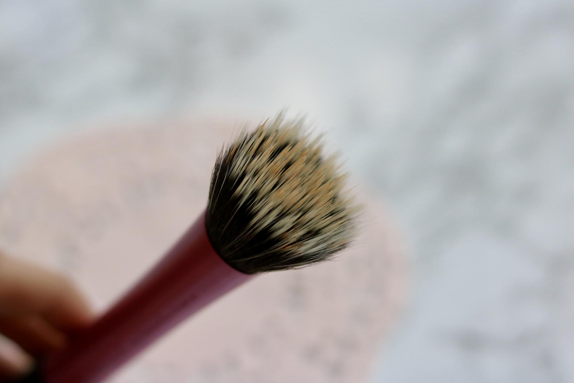 My Top 5 Most Used Brushes | Katie Actually stippling brush