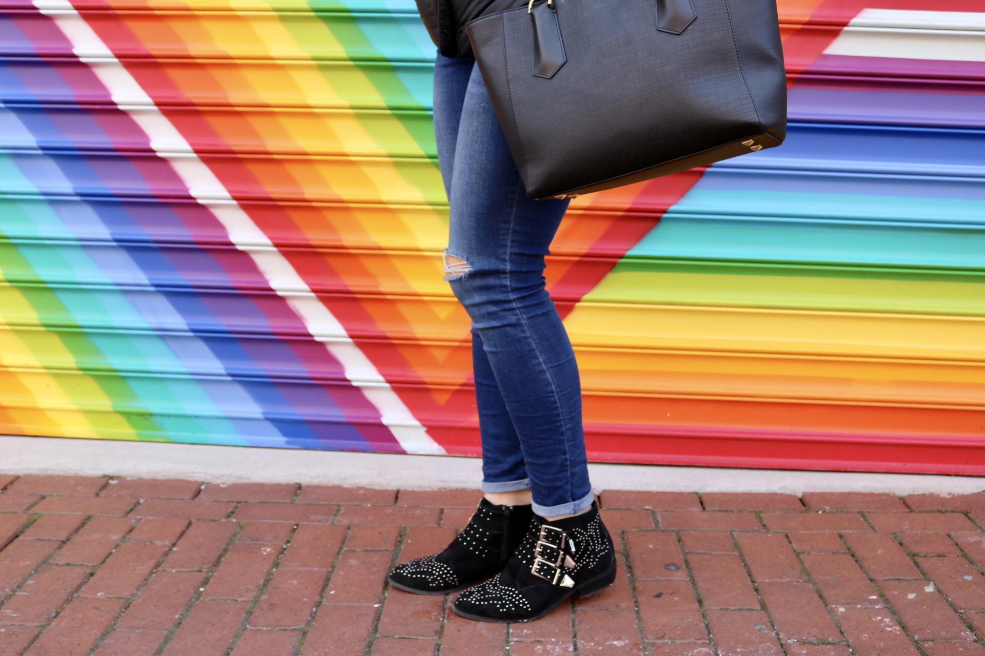 The Chloe Susanna Boot Dupe You Have to See | Katie Actually